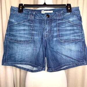 Level 99 (from Anthropologie) Jean Shorts Size 27